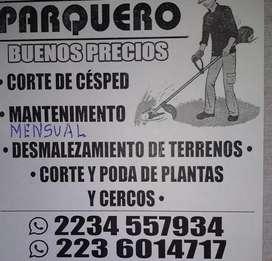 Parquero Zona V.Primera, Constitución, San Gerónimo, Caisamar, P.Luro
