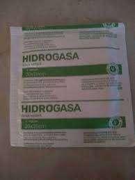 Gasa Estéril 20x20 Hidrogasa 50 Sobres Gasana
