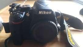 Nikon D3400,pantalla LCD,11 puntos de enfoque,1200 disparos,FullHD