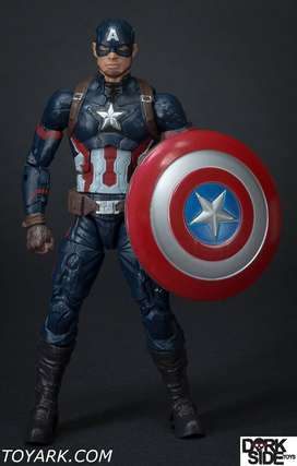 Figura Captain America Civil War / Marvel Legends