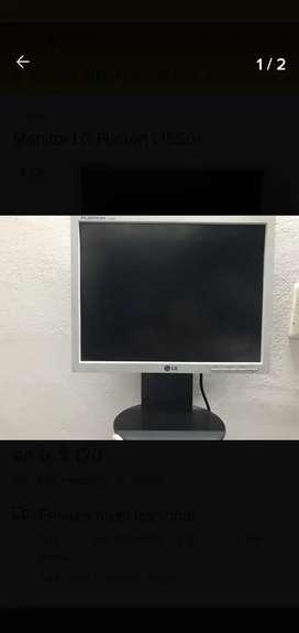 Pantalla computador