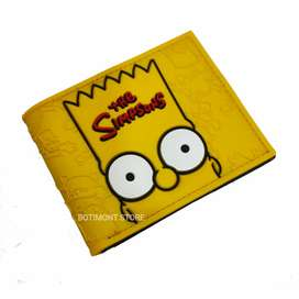 Billetera Bart Simpson The Simpsons