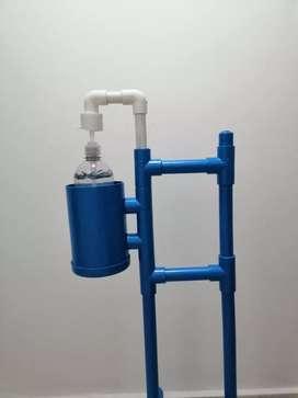 Dosificador Pedal Gel O Jabon An - Unidad a $120.000
