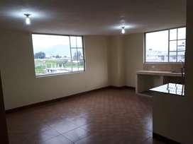 Se arrienda departamento en Latacunga, calle iberoamericana y Montevideo sector UTC