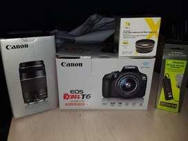 Camara Canon T6