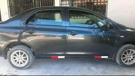 Toyota yaris año 2012