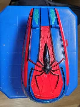 Lanza telarañas de Spiderman