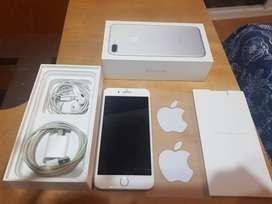 Iphone 7 plus con todos los accesorios