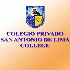 COLEGIO SAN ANTONIO DE LIMA COLLEGE
