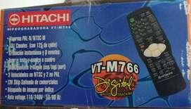 Videocassetera Hitachi VT-M766 (NUEVA)