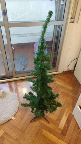 Árbol arbolito de navidad papá noel