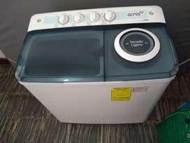 Vendo lavadora manual excelente estado