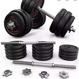 Discos Pesas mancuernas importadas Gym Sport fitness
