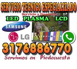 Reparacion Televisores Samsung Lg SONY Panasonic otros 3716886770