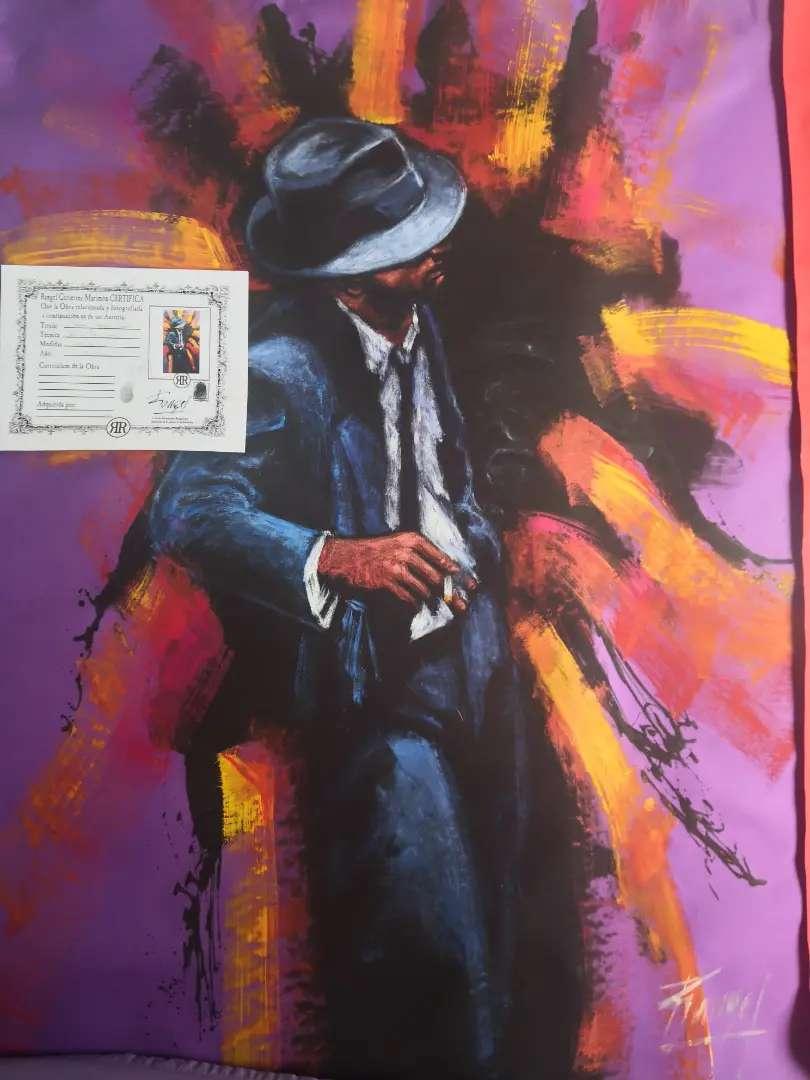 Citadinos  Pintor Rangel
