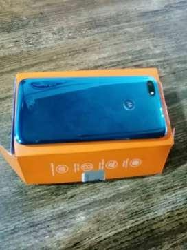 Vendo Motorola E6 PLAY casi nuevo