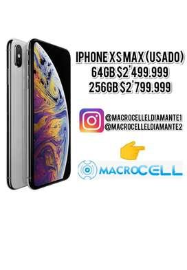 VENCAMBIO IPHONE XS MAX 64GB, 256GB