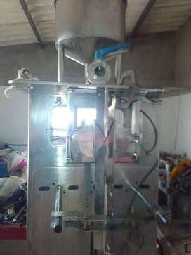 Maquina automatica selladora para liquido