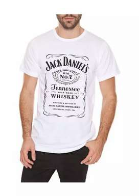Remera nueva Jack Daniels