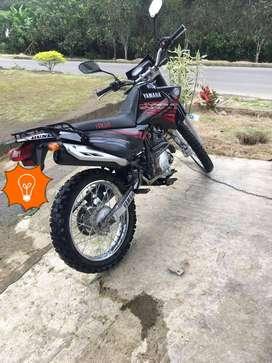 Vendo mi hermosa Yamaha xtz 125