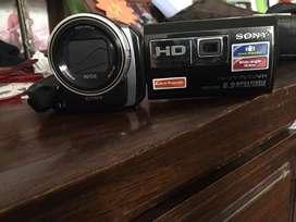 Vendo Camara filmadora Sony