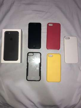 Vendo iphone 7 en perfectas condiciones!
