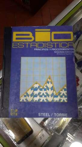 Bioestadística principios y procedimientos steel torrie 2 ed español