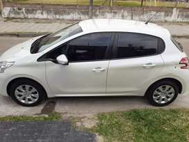 Peugeot 208 2015 impecable