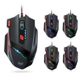 Mouse Gamer T90 Zelotes Profesional Led Optical 9200 Dpi