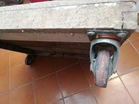 Base de Ruedas 65x65
