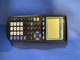Calculadora Texas Instruments TI83 plus
