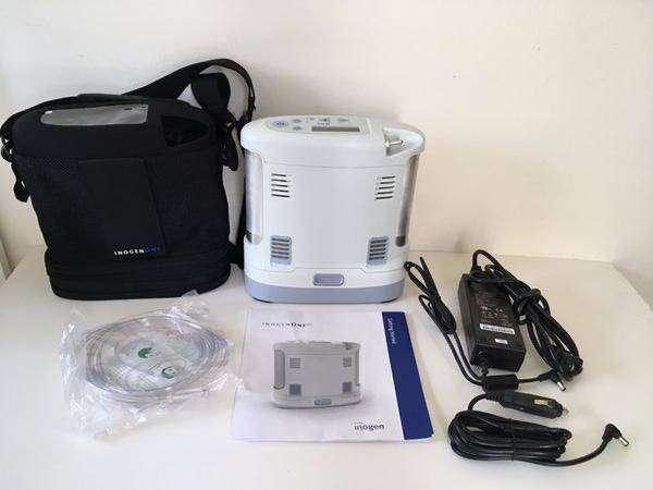 Venta: concentrador de oxigeno portátil