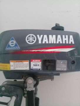 Hermoso motor yamaha 2 poco uso