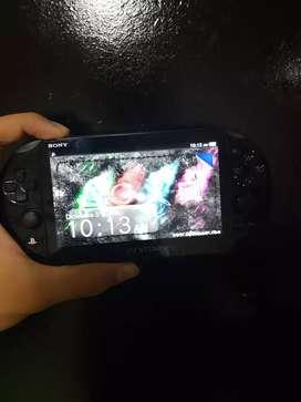 Ps Vita (PSP) con 6 juegos