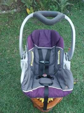 Asiento de carro de bebe