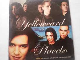 Yellowcard Placebo Cd *ep Single* Impecable!