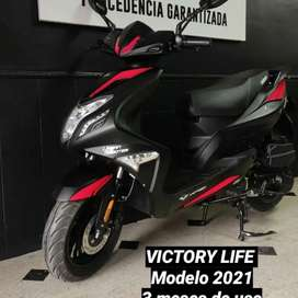 Victory life 125 ( bws agility automaticas)