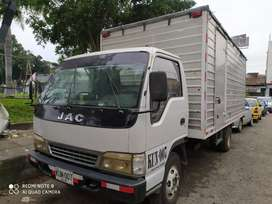 Vendo Jac furgon