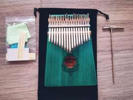 Kalimba instrumento musical Ancestral