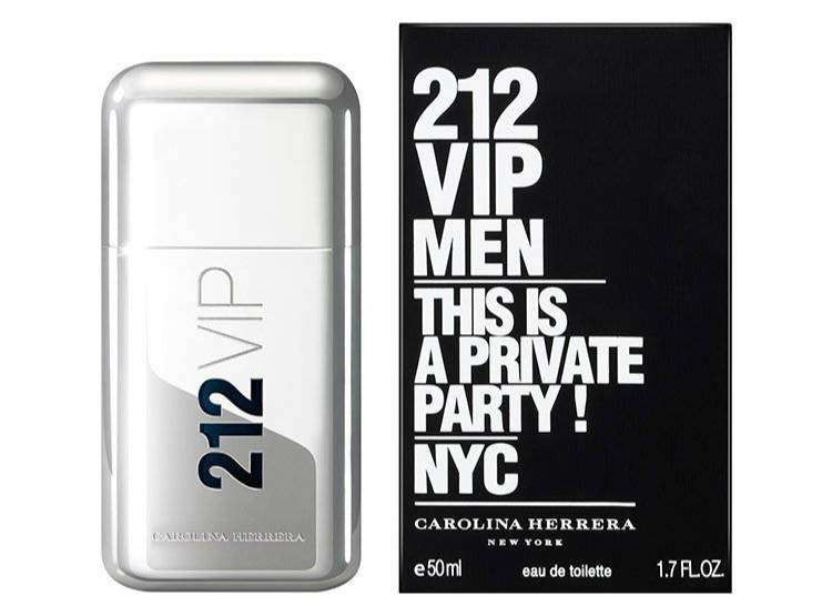 212 Vip Carolina Hombre 3.4oz 100.ml Sellada Original 0