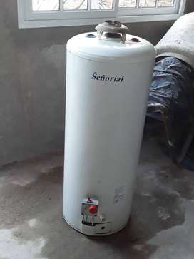 termotanque Señorial 85 ltrs