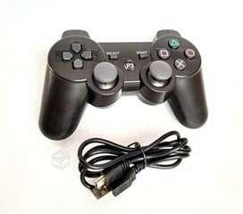 Control ps3 + cable de carga + juego