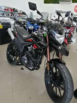 Moto Dukare sport 250 utilitaria