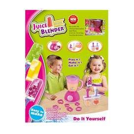 Maquina para hacer paletas juguete de aprendizaje para niñas