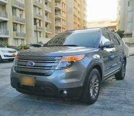 Ford Explorer Limited 2012 Full Equipo