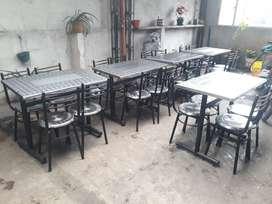Remato muebles para monta de restaurante