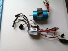 Combo Brushless Hobbywing
