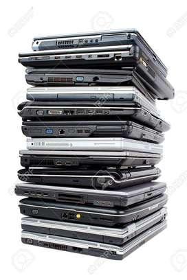 Portatiles varias referencias usados con bateria full
