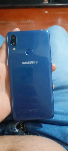 Se vende Samsung A10S único dueño