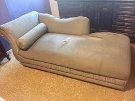 Sofá antiguo Chaise Longue